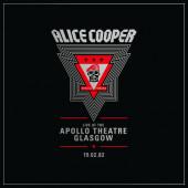 Alice Cooper - Live from the Apollo Theatre Glasgow Feb 19.1982 (RSD 2020) - Vinyl