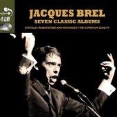 Jacques Brel - 7 Classic Albums