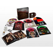 Kreator - Under The Guillotine - The Anthology (6LP+DVD+Kazeta+USB, Limited BOX)
