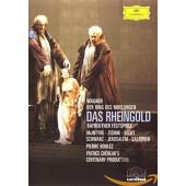 Pierre Boulez - Das Rheingold / Zlato Rýna DVD-VIDEO