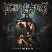 Cradle Of Filth - Hammer Of The Witches (2015)