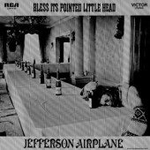 Jefferson Airplane - Bless Its Pointed Little Head (Edice 2018) – 180 gr. Vinyl
