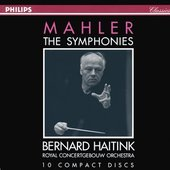 Bernard Haitink - Mahler Symphonies 1 - 9 Royal Concertgebouw Orches
