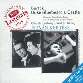 Bartók, Béla - Bartók Bluebeards Castle Christa Ludwig/Walter Be