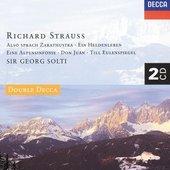 Strauss, Richard - Richard Strauss Don Juan; Till Eulenspiegel Solti