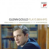 Johannes Brahms - Glenn Gould Plays Brahms (2CD, 2012)