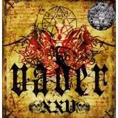 Vader - XXV (2 CD & DVD)