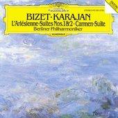 Bizet, Georges - BIZET LArlésienne-,Carmen-Suite Karajan