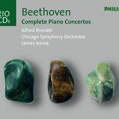 Beethoven, Ludwig van - Beethoven Piano Concertos 1 - 5 Alfred Brendel