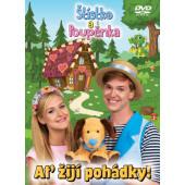 Štístko A Poupěnka - Ať žijí pohádky! (DVD, 2019)