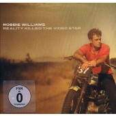 Robbie Williams - Reality Killed The Video Star (CD+DVD, 2009)
