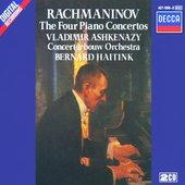 Rachmaninov, Sergei Vassilievich - Rachmaninov Piano Concertos 1 - 4 Vladimir Ashkena