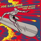 Joe Satriani - Surfing With The Alien (Edice 2010) - 180 gr. Vinyl