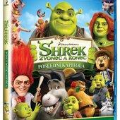 Film/Animovaný - Shrek: Zvonec a konec/BRD