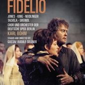 Beethoven, Ludwig van - BEETHOVEN Fidelio Böhm DVD-VIDEO