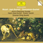 Emerson String Quartet - MOZART, HAYDN String Quartets / Emerson String