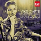 Maria Callas - Vissi D'Arte - The Puccini Love Songs
