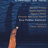 Salonen, Esa-Pekka - SAARIAHO Lámour de loin Salonen DVD-VID