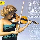 Berliner Philharmoniker - ANNE-SOPHIE MUTTER Große Violinkonzerte