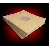 Obal Na Vinyl (LP) - S Vnitřní Fólií - Bílý