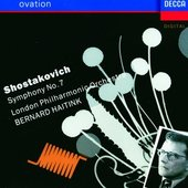Shostakovich, Dmitri - Shostakovich Symphony no.7 Haitink