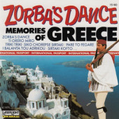 Various Artists - Zorba's Dance (Memories From Greece) /1990