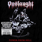 Onslaught - Power From Hell (Edice 2011)