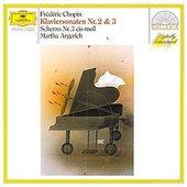 Chopin, Frédéric - CHOPIN Klaviersonaten No. 2, 3 Argerich