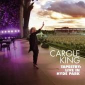 Carole King - Tapestry: Live In Hyde Park (2017) – 180 gr. Vinyl