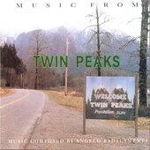 Soundtrack - Twin Peaks / Městečko Twin Peaks (Music From Twin Peaks)