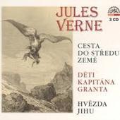 Jules Verne - Jules Verne (Cesta Do Stredu Zeme Deti Kapita Hvezdy Jihu)