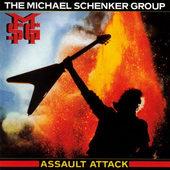 Michael Schenker Group - Assault Attack (Remastered)