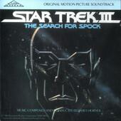 Soundtrack - Star Trek III : The Search For Spock / Star Trek III: Pátrání po Spockovi (Original Motion Picture Soundtrack, Edice 1990)