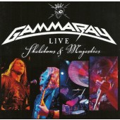 Gamma Ray - Skeletons And Majesties Live (2012)