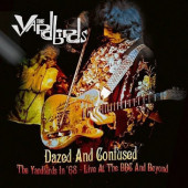 Yardbirds - Dazed And Confused (LP+DVD, 2018)