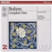 Brahms, Johannes - Brahms The Complete Trios Beaux Arts Trio/Arthur G