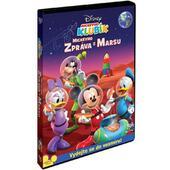 Film/Animovaný - Mickeyho klubík: Mickeyho zpráva z Marsu MARSU