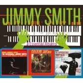 Jimmy Smith - 3 Essential Albums (2019)