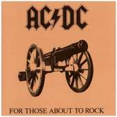 AC/DC - For Those About To Rock We Salute You - 180 gr. Vinyl LTD