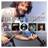 Jean-Luc Ponty - Original Album Series Vol. 2