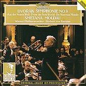 Karajan, Herbert von - DVORAK Symphony No. 9 SMETANA Moldau/Karajan(1985)