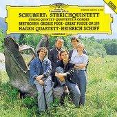 Hagen Quartett - SCHUBERT String Quintet + BEETHOVEN Hagen Quartett