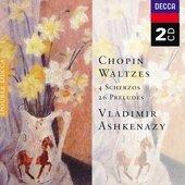 Chopin, Frédéric - Chopin Waltzes Vladimir Ashkenazy