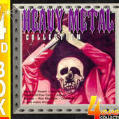 Various Artists - Heavy Metal Collection (BOX)