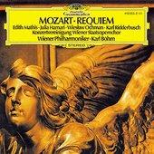 Mozart, Wolfgang Amadeus - MOZART Requiem Böhm