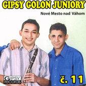 Gipsy Golon Juniory č. 11 - Nové Město Nad Váhom (2011)