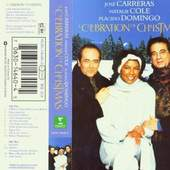 José Carreras / Natalie Cole / Plácido Domingo - A Celebration Of Christmas (Kazeta, 1996)
