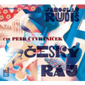 Jaroslav Rudiš - Český ráj (MP3 Audiokniha, 2018)