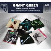 Grant Green - Seven Classic Albums (4CD BOX, 2013)