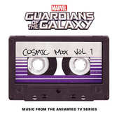 Soundtrack - Marvel's Guardians Of Galaxy: Cosmic Mix Vol. 1 (2015)